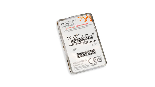 Proclear Multifocal, 3, gallery