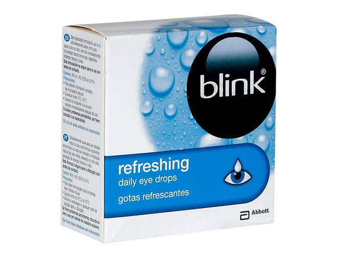 Blink Refreshing Vials, , large