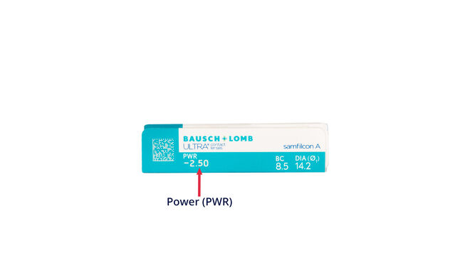 Bausch & Lomb ULTRA, 3, side-pack