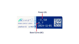 Acuvue 2, 6, side-pack