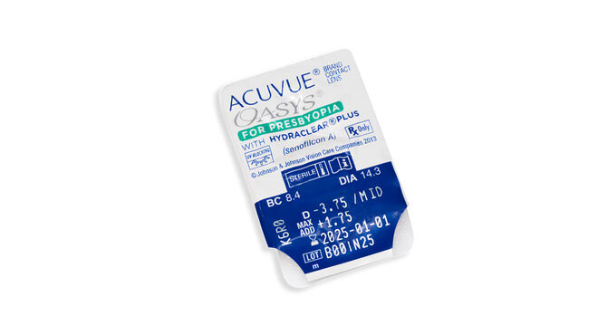 Acuvue Oasys for Presbyopia, 6, gallery