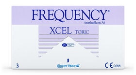 Frequency Xcel Toric XR, 3, primary