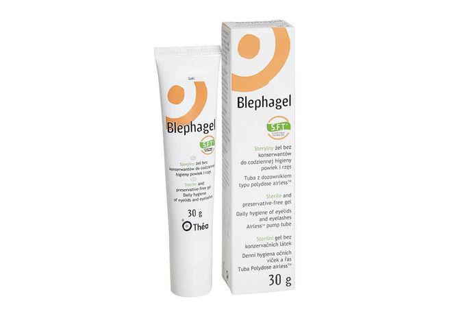 Blephagel Hypoallergenic Gel, , primary