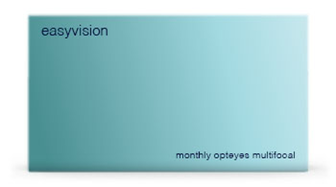 easyvision Monthly Opteyes Multifocal, 3, large