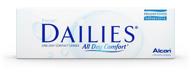 Focus Dailies Progressive, 30, large