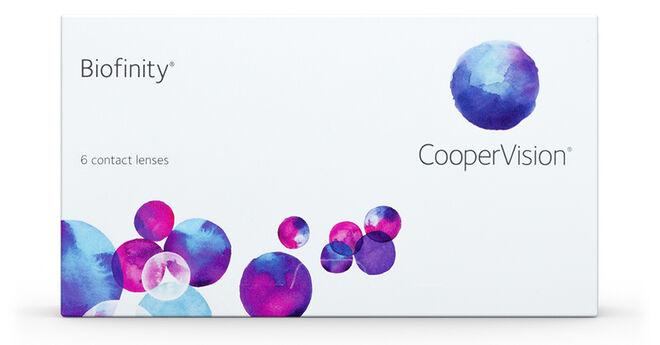 Biofinity 6 Pack