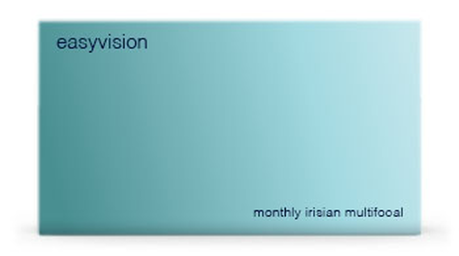 easyvision Monthly Irisian Multifocal, 3, large