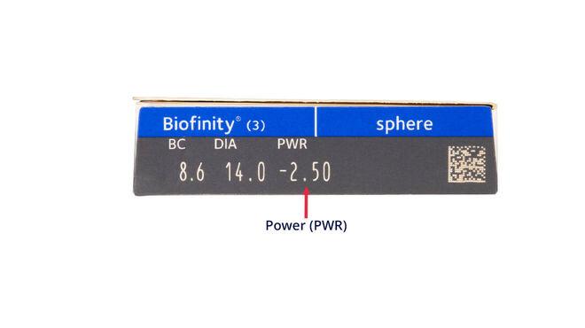 Biofinity, 3, side-pack