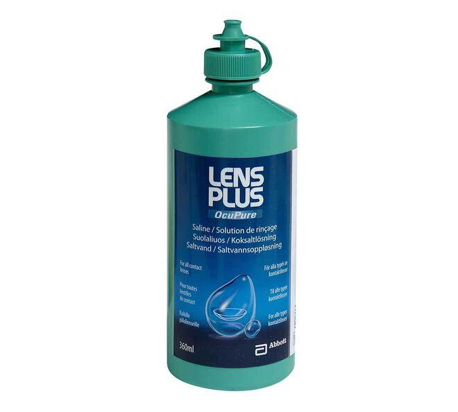 Lens Plus Ocupure Saline Large