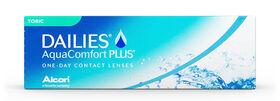 Dailies AquaComfort Plus Toric, 30, primary