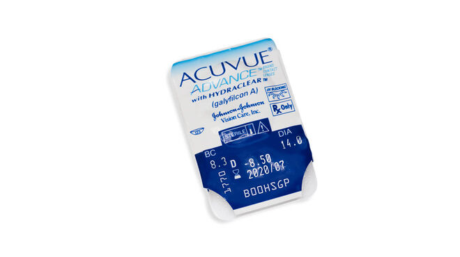 Acuvue Advance, 6, gallery