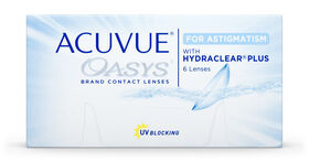 Acuvue Oasys for Astigmatism, 6, primary