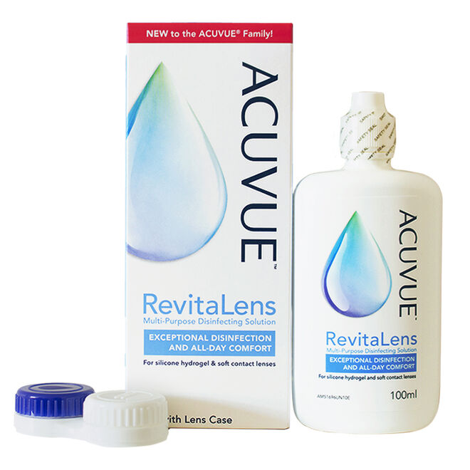 Acuvue RevitaLens - travel pack, , primary