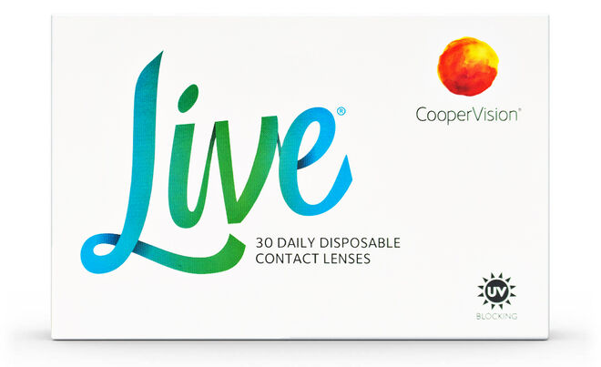 Live Daily Disposable, 30, primary