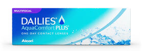 Dailies AquaComfort Plus Multifocal, 30, primary