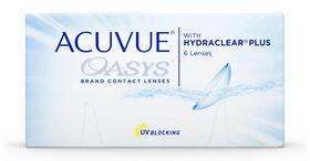 Acuvue Oasys, 6, primary