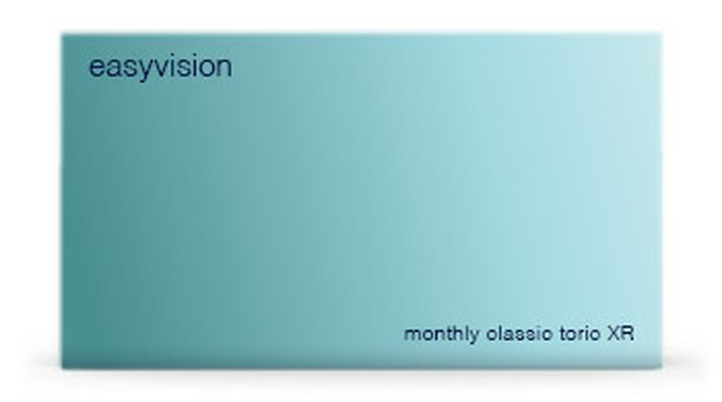 easyvision Monthly Classic Toric XR, , large