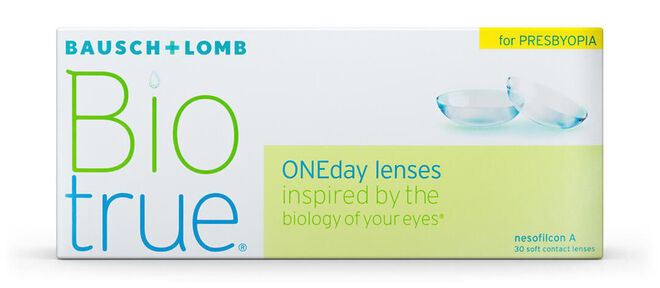 Biotrue One Day for Presbyopia