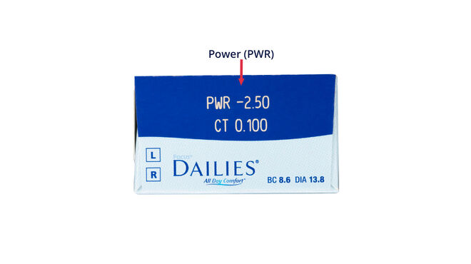 Focus Dailies All Day Comfort, 30, side-pack