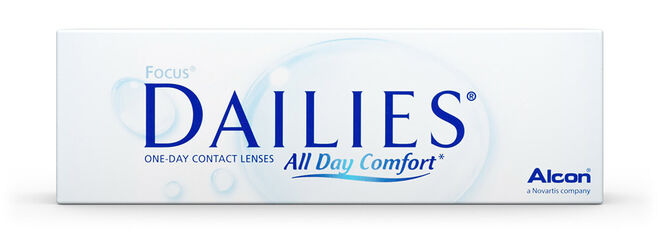 Focus Dailies All Day Comfort, 30, primary