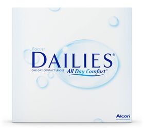 Focus Dailies All Day Comfort 90 Pack, 90, primary