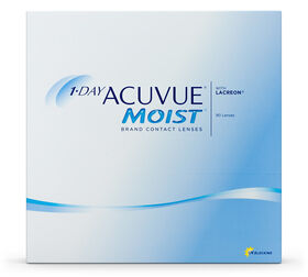 1 Day Acuvue Moist 90 pack, 90, primary