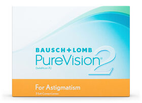 PureVision2 for Astigmatism, 3, primary