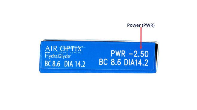 Air Optix plus HydraGlyde, 3, side-pack