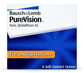 PureVision Toric, 6, primary