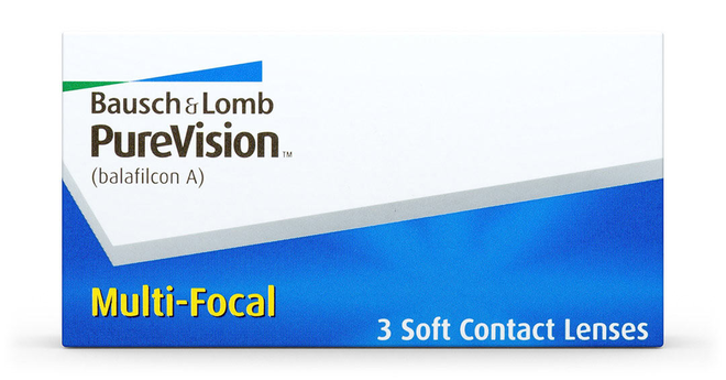 PureVision Multifocal, 3, large