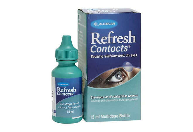 Refresh Contacts Bottle