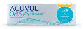 Acuvue Oasys 1 Day for Astigmatism, 30, primary